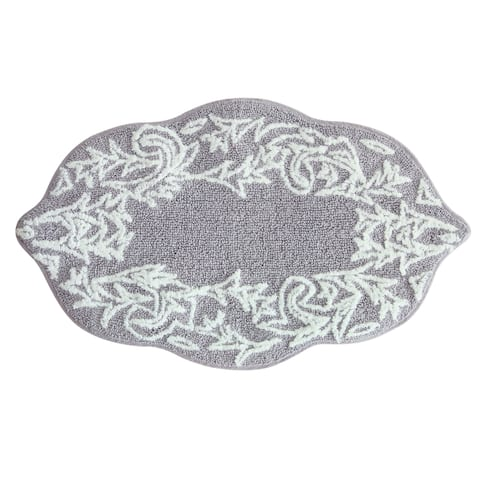 Jessica Simpson Selonia 21x34 100% cotton bath rug