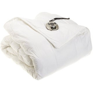 Sunbeam Electric Heated Warming Comforter Premium Luxury - Twin Size White|https://ak1.ostkcdn.com/images/products/18043707/P24208916.jpg?_ostk_perf_=percv&impolicy=medium