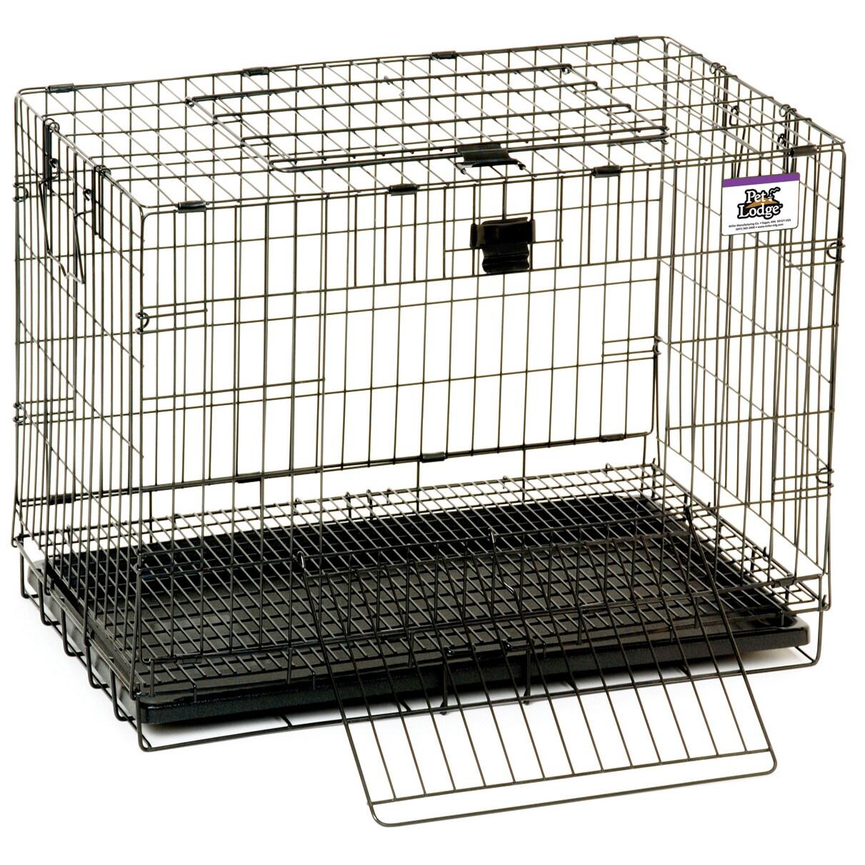 "Little Giant Farm & Ag 150903 24"" Wire Pop Up Rabbit Cage..."