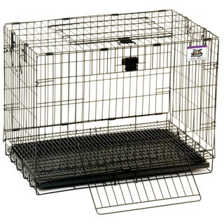 "Little Giant Farm & Ag 150903 24"" Wire Pop Up Rabbit Cage"
