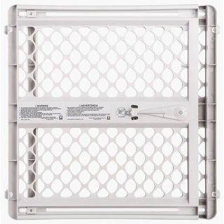 """North States 8625 26"""" X 26"""" To 42"""" Pressure Mounted Pet Gate"""