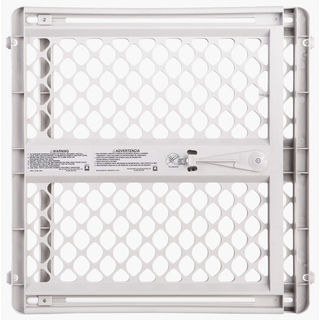 "North States 8625 26"" X 26"" To 42"" Pressure Mounted Pet Gate"