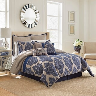 Vue Signature Monte Carlo 13-Piece Comforter Set (2 options available)