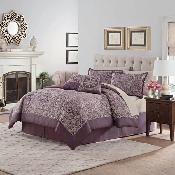 Shop Vue Signature Oxford 10-Piece Comforter Set - Free Shipping