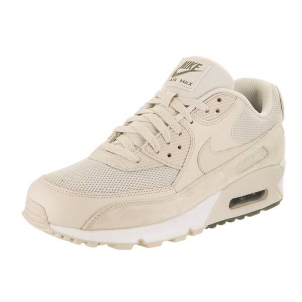 online retailer retail prices huge sale Shop Nike Men's Air Max 90 Essential Running Shoe - Overstock ...