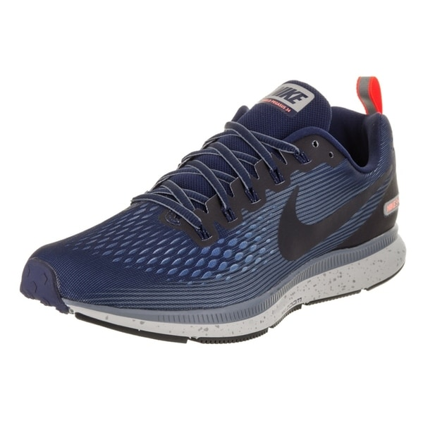 Shop Nike Men s Air Zoom Pegasus 34 Shield Running Shoe - Free ... 46c24f444