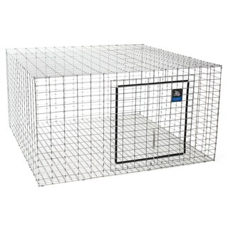 "Little Giant Farm & Ag AH2424 24"" X 24"" X 16"" Rabbit Hutch"