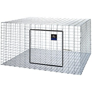 "Little Giant Farm & Ag AH3030 30"" X 30"" X 16"" Rabbit Hutch"