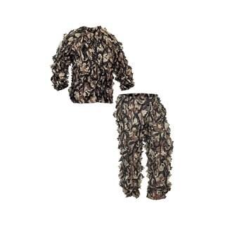 ASAT Camo Vanish Pro 3D Series Leafy Suit Scent Control Jacket + Pants