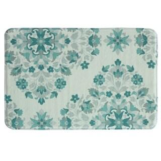 Bora Bora 20x30 memory foam bath rug by Bacova