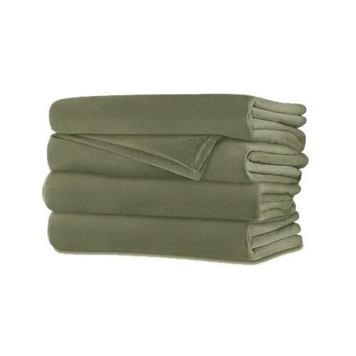 Sunbeam RoyalMink Electric Heated Blanket Twin Size Eucal...