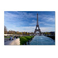 Robert Harding Picture Library 'Eiffel Tower 2' Canvas Art