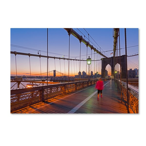 Robert Harding Picture Library 'Bridge 5' Canvas Art