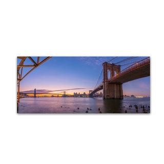 Robert Harding Picture Library 'Bridge 2' Canvas Art