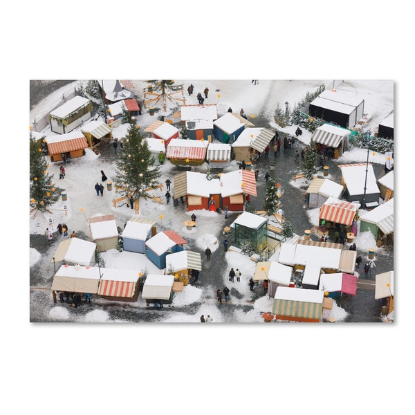 Robert Harding Picture Library 'Winter Scene' Canvas Art