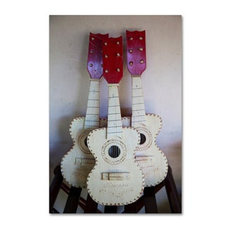 Robert Harding Picture Library 'Ukuleles' Canvas Art