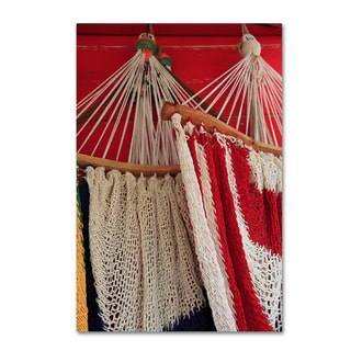 Robert Harding Picture Library 'Hammocks' Canvas Art