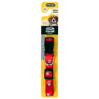 "Petmate 5/8"" X 10"" To 16"" Reflective Collar"