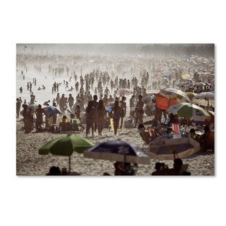 Robert Harding Picture Library 'Crowds' Canvas Art