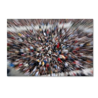 Robert Harding Picture Library 'Crowds 2' Canvas Art