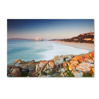 Robert Harding Picture Library 'Coast Line' Canvas Art