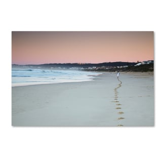 Robert Harding Picture Library 'Foot Steps 1' Canvas Art