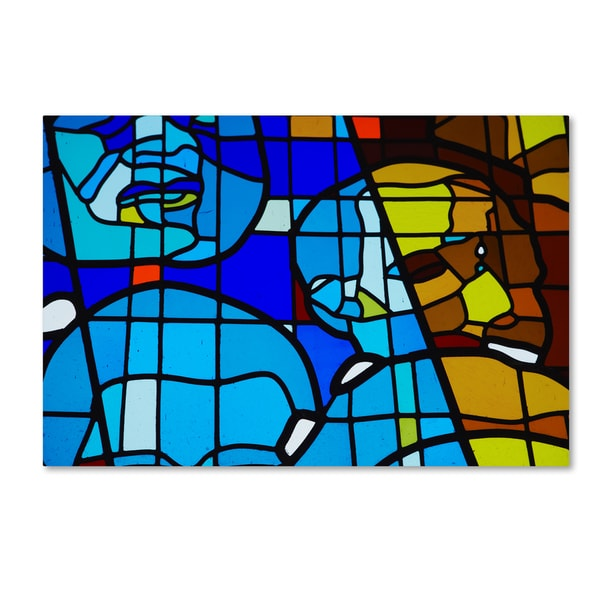Robert Harding Picture Library 'Stained Glass' Canvas Art