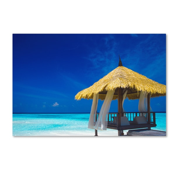 Robert Harding Picture Library 'Beachy 34' Canvas Art