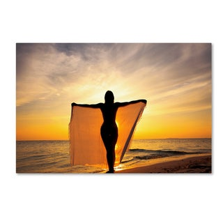 Robert Harding Picture Library 'Beachy 28' Canvas Art