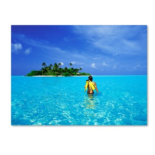 Robert Harding Picture Library 'Beachy 24' Canvas Art