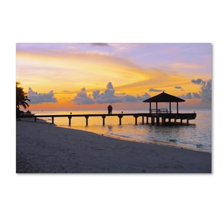 Robert Harding Picture Library 'Beachy 18' Canvas Art