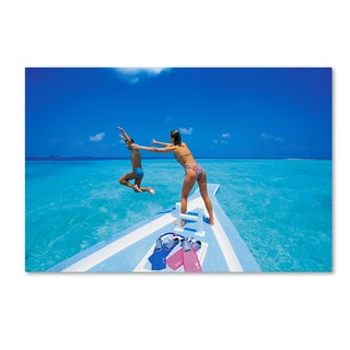 Robert Harding Picture Library 'Beachy 17' Canvas Art