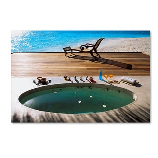 Robert Harding Picture Library 'Beachy 16' Canvas Art