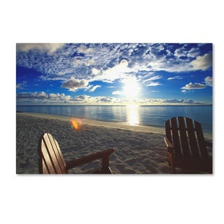 Robert Harding Picture Library 'Beachy 15' Canvas Art