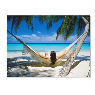 Robert Harding Picture Library 'Beachy 8' Canvas Art