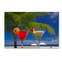 Robert Harding Picture Library 'Beachy 6' Canvas Art