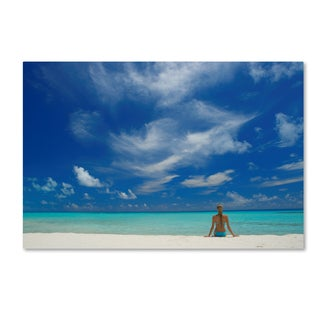 Robert Harding Picture Library 'Beachy 5' Canvas Art