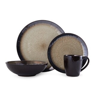 Mikasa Gourmet Basics Reed 16-Piece Dinnerware Set  sc 1 st  Overstock & Shop Pfaltzgraff Galaxy 16-piece Dinnerware Set - On Sale - Free ...