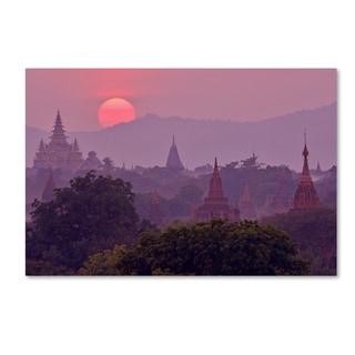 Robert Harding Picture Library 'Sunset 1' Canvas Art