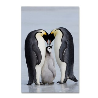 Robert Harding Picture Library 'Two Penguins' Canvas Art