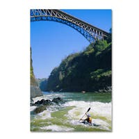 Robert Harding Picture Library 'Bridge' Canvas Art