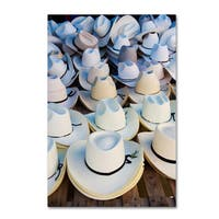 Robert Harding Picture Library 'White Hat' Canvas Art