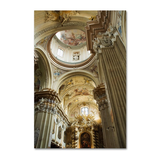 Robert Harding Picture Library 'Architecture 2' Canvas Art