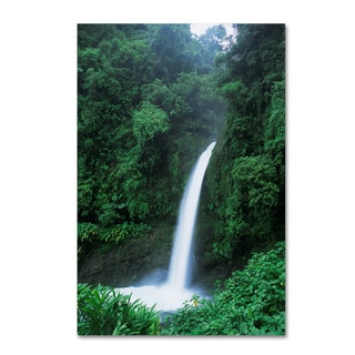 Robert Harding Picture Library 'Waterfalls 1' Canvas Art
