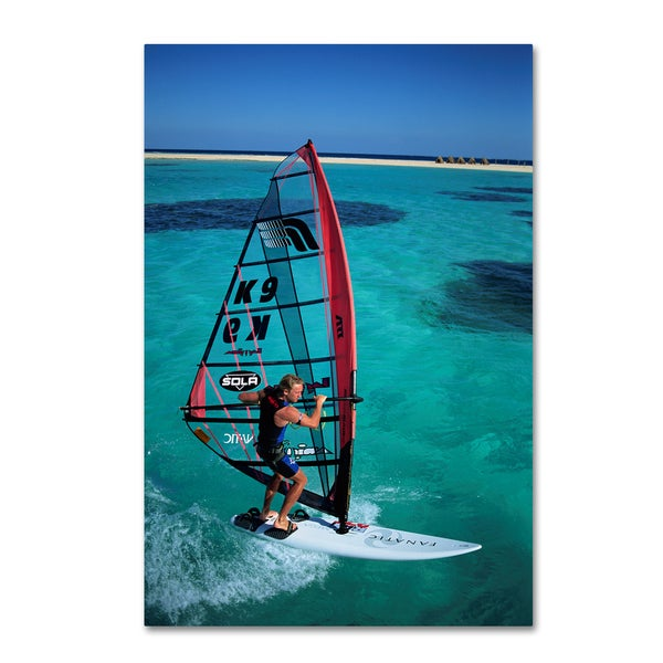 Robert Harding Picture Library 'Surfing' Canvas Art