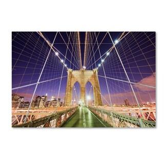 Robert Harding Picture Library 'Bridge 1' Canvas Art