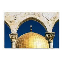 Robert Harding Picture Library 'Shiny Dome' Canvas Art