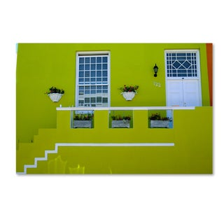 Robert Harding Picture Library 'Green Building' Canvas Art