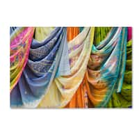 Robert Harding Picture Library 'Fabric' Canvas Art