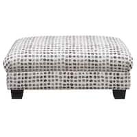 Emerald Home Carter Multiple Color Accent Cocktail Ottoman